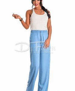 Pantalon Daily Din Denim Albastru - Haine - Blugi/Pantaloni