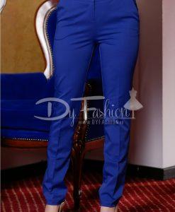 Pantalon Gena Albastru Office - Haine - Blugi/Pantaloni
