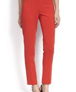 Pantalon P1136 Rosu - Imbracaminte - Imbracaminte / Pantaloni