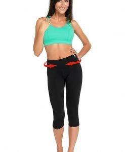 Pantalon Slimming capri - Haine si accesorii - Articole sportive