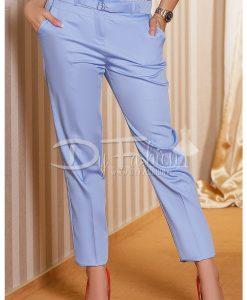 Pantalon Zaly Albastri Office - Haine - Blugi/Pantaloni