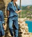 Pantalon dama Ilaria din colectia Iconique - Costume de baie - Rochii si fuste
