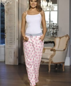 Pantalon pijama de dama Anabell - Lenjerie pentru femei - Pijamale dama