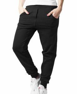 Pantalon trening cu buzunare - Pantaloni trening - Urban Classics>Femei>Pantaloni trening