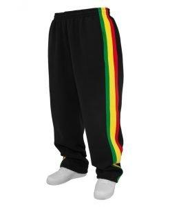 Pantalon trening rasta - Pantaloni trening - Urban Classics>Barbati>Pantaloni trening