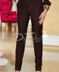 Pantaloni Black Denisa - Haine - Blugi/Pantaloni