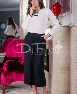 Pantaloni Different Black - Haine - Blugi/Pantaloni