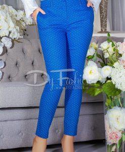 Pantaloni Dots Albastri Cu Buline - Haine - Blugi/Pantaloni