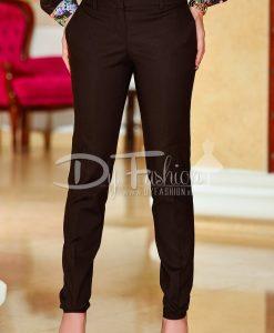 Pantaloni Enough Black - Haine - Blugi/Pantaloni