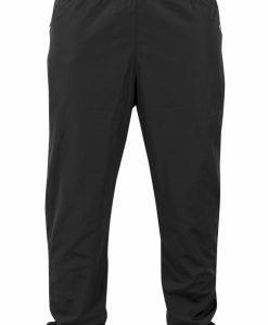 Pantaloni antrenament sport nailon negru Urban Classics - Pantaloni trening - Urban Classics>Barbati>Pantaloni trening