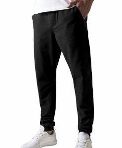 Pantaloni casual sport negru Urban Classics - Pantaloni urban - Urban Classics>Barbati>Pantaloni urban