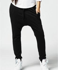 Pantaloni cu turul lasat dama - Pantaloni trening - Urban Classics>Femei>Pantaloni trening