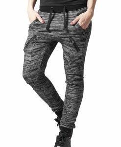 Pantaloni de trening cu fermoar dama - Pantaloni trening - Urban Classics>Femei>Pantaloni trening