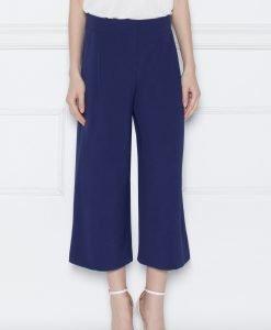 Pantaloni lejeri culottes Bleumarin - Imbracaminte - Imbracaminte / Pantaloni