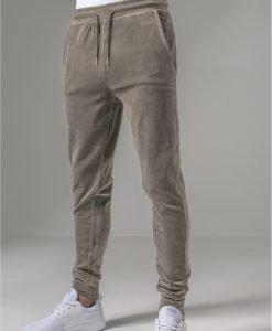 Pantaloni model tip catifea nisip Urban Classics - Barbati - Urban Classics>Colectie noua>Barbati