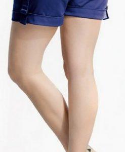 Pantaloni scurți albaștri Lusso - Produse > Haine pentru gravide > Pantaloni -