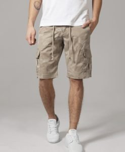 Pantaloni scurti camuflaj Camo nisip-camuflaj Urban Classics - Pantaloni cargo - Urban Classics>Barbati>Pantaloni cargo