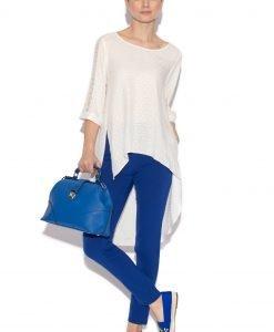 Pantaloni slim fit Albastru electric - Imbracaminte - Imbracaminte / Pantaloni
