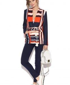Pantaloni slim fit Bleumarin - Imbracaminte - Imbracaminte / Pantaloni