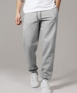 Pantaloni sport Basic gri Urban Classics - Pantaloni trening - Urban Classics>Barbati>Pantaloni trening