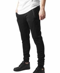 Pantaloni sport urban Tech negru-negru Urban Classics - Pantaloni trening - Urban Classics>Barbati>Pantaloni trening