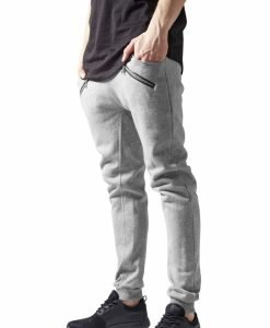Pantaloni trening tur lasat grey Urban Classics - Pantaloni trening - Urban Classics>Barbati>Pantaloni trening