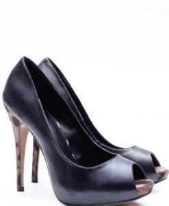 Pantofi EXPA1 Negru - Incaltaminte - Incaltaminte / Pantofi cu toc