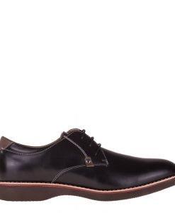 Pantofi barbati Duncan negri - Incaltaminte Barbati - Pantofi Barbati