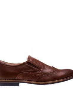 Pantofi barbati Jay camel - Incaltaminte Barbati - Pantofi Barbati