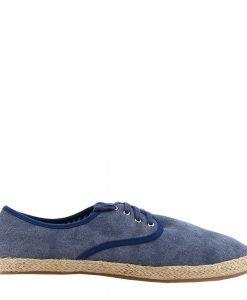 Pantofi barbati Knox albastri - Incaltaminte Barbati - Pantofi Barbati