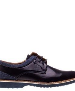 Pantofi barbati Nico albastri - Incaltaminte Barbati - Pantofi Barbati