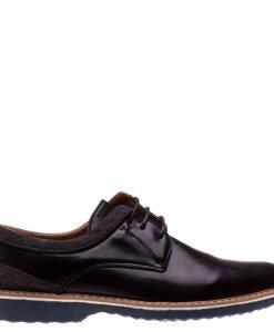 Pantofi barbati Nico negri - Incaltaminte Barbati - Pantofi Barbati