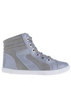 Pantofi sport copii Camron gri - Incaltaminte Copii - Pantofi Sport Copii