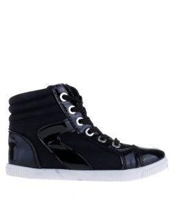 Pantofi sport copii Camron negri - Incaltaminte Copii - Pantofi Sport Copii