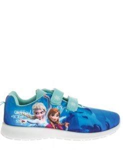 Pantofi sport copii Frozen albastri cu turcoaz - Incaltaminte Copii - Pantofi Sport Copii