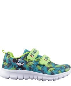 Pantofi sport copii Mickey Mouse verzi - Incaltaminte Copii - Pantofi Sport Copii