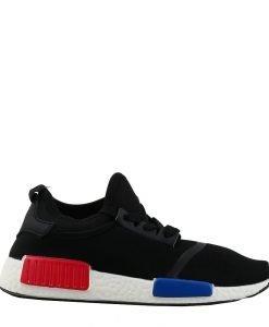 Pantofi sport copii Nigel negri - Incaltaminte Copii - Pantofi Sport Copii