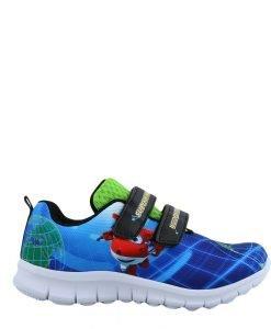 Pantofi sport copii Super Wings albastri - Incaltaminte Copii - Pantofi Sport Copii