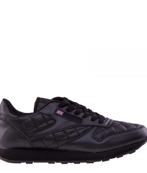 Pantofi sport dama Adrienne negri – Incaltaminte Dama – Pantofi Sport Dama