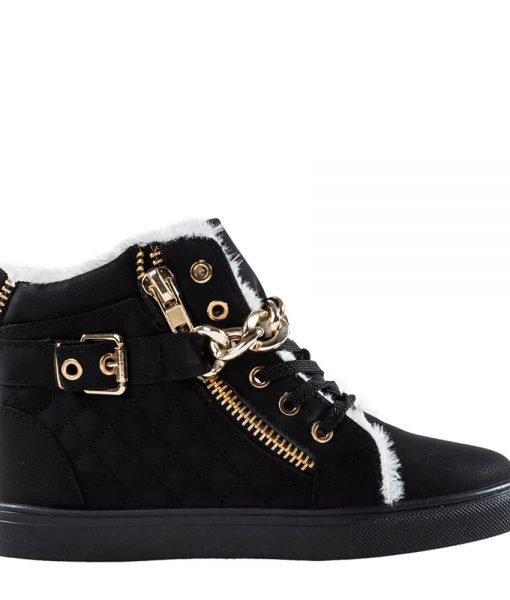 Pantofi sport dama Awwa negri – Incaltaminte Dama – Pantofi Sport Dama