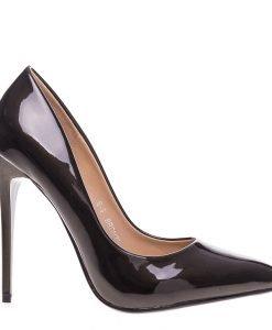 Pantofi stiletto Gayle bronze - Incaltaminte Dama - Pantofi Stiletto