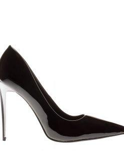 Pantofi stiletto Taylah negri - Incaltaminte Dama - Pantofi Stiletto
