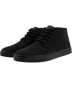 Pantofi urban cu sireturi negru-negru Urban Classics - Incaltaminte urban - Urban Classics>Incaltaminte urban
