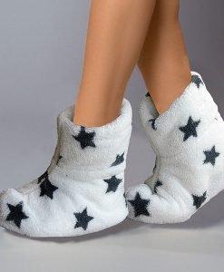 Papuci de casa caldurosi Onyx stars - Lenjerie pentru femei - Capoate