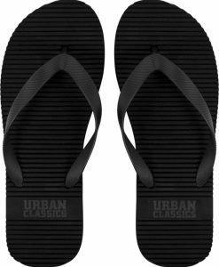 Papuci vara negru Urban Classics - Incaltaminte urban - Urban Classics>Incaltaminte urban