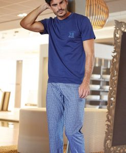 Pijama barbateasca Angelo - Lenjerie pentru barbati - Pijamale