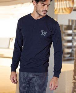 Pijama barbateasca Fabio - Lenjerie pentru barbati - Pijamale