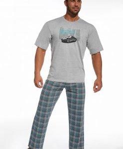Pijama barbateasca Freedom din bumbac - Lenjerie pentru barbati - Pijamale