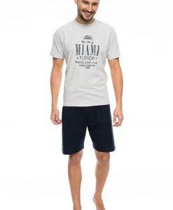Pijama barbateasca Miami - Lenjerie pentru barbati - Pijamale
