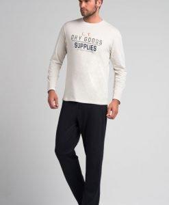 Pijama barbateasca Ross - Lenjerie pentru barbati - Pijamale